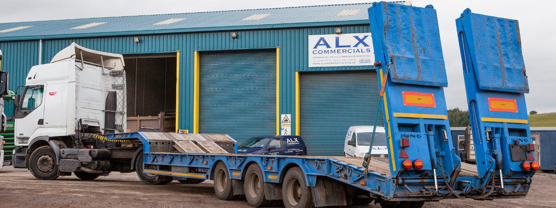 Recovery, commercial vehicles, breakdown, repairs - ALX Commercials, South Molton, North Devon, south west